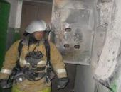 В Крыму на пожаре в 5-этажке в г.Саки спасатели эвакуировали 12 человек