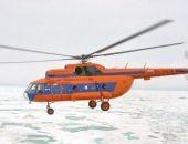 Разбившейся у Шпицбергена Ми-8 подняли со дна океана, пассажиров и экипажа в нем нет