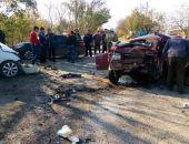 Сегодня в Крыму на трассе под Керчью в ДТП погиб ребенок, ещё 10 человек были травмированы (фото)