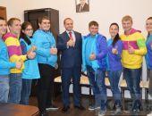 Феодосийцы вернулись с XIX Всемирного фестиваля молодежи