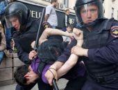 В России значительно увеличилось количество протестных акций