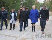 Чиновники из республиканского правительства посетили винный завод в Коктебеле (видео)