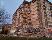 В Ижевске от взрыва разрушился подъезд девятиэтажки