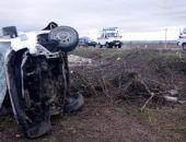 Два человека погибли в Крыму в ДТП с участием трёх авто на трассе Симферополь – Феодосия (фото)