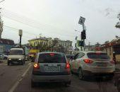 Новые светофоры в столице Крыма так и не работают