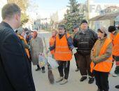 Глава Крыма Сергей Аксёнов не против повышения зарплат дворникам