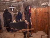 В Феодосии в подвалах «Дачи Виктория» открылась самая большая в Крыму пыточная:фоторепортаж