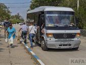 В Феодосии пересмотрят график движения автобусов №20 и 20а