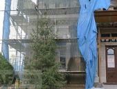Реставрация фасада Дачи Стамболи идет к завершению