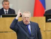 Жириновский будет баллотироваться на пост главы России в шестой раз