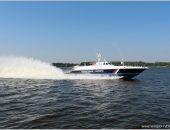Для пограничников в Крыму в Рыбинске построили скоростной катер «Мангуст» (фото)