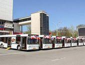 В городах Крыма появятся «автобусы будущего» стоимостью 650 млн. рублей
