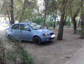 В столице Крыма обещают нещадно штрафовать паркующихся на газонах автовладельцев