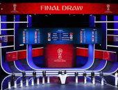 Стал известен состав групп на чемпионате мира по футболу 2018 года