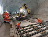 Под Керчью начали бурить тоннель для новой железной дороги от Крымского моста