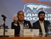 Феодосию вновь посетил депутат Госдумы Андрей Козенко:фоторепортаж