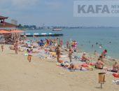 В Феодосии отдохнуло 237 тысяч туристов
