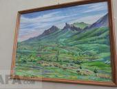 В Феодосии открылась выставка акварелей Натальи Овчинниковой