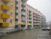 Сорок квартир в доме №2 по ул.Габрусева переданы в собственность Феодосии