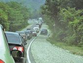 После открытия Крымского моста на дороге со стороны Кубани летом будет транспортный коллапс