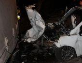 В Крыму в ДТП на трассе Симферополь – Евпатория травмированы два человека (фото)