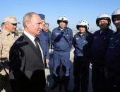 Путин неожиданно прилетел в Сирию и приказал выводить российские войска