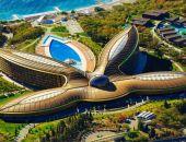 Крымский отель признали лучшим курортным комплексом в мире и вручили премию World Travel Awards