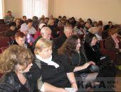 Председатель ТИК провела рабочую встречу:фоторепортаж
