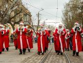 В Крыму прошел конкурс на лучшего Деда Мороза и Снегурочку