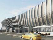 В Крыму завершено строительство конструкций здания нового терминала аэропорта Симферополь