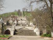 В Керчи  начали реставрацию Митридатской лестницы
