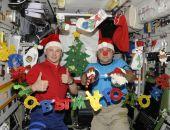 Космонавты на Международной космической станции встретят Новый год 15 раз