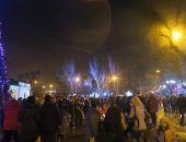 Крым пережил новогоднюю ночь без чрезвычайных происшествий
