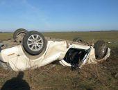 Вчера на трассе Симферополь-Николаевка прозошло сразу две крупных аварии