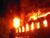 Деcять граждан Китая погибли в пожаре в обувном цеху под Новосибирском