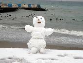 Через неделю Крыму обещают снег