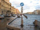 В Петербурге угроза наводнения, закрыли дамбы