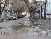 Переулок Конечный «утонул»:фоторепортаж
