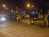 Тройное ДТП в столице Крыма (фото)