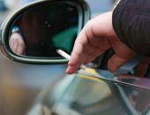 В России запретили выбрасывать окурки из окон машин