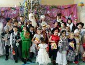Ученики Феодосийской специальной школы-интерната получили подарки от «Полицейского Деда Мороза»