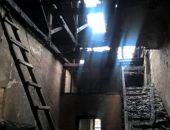 В Старом Крыму сгорел Дом культуры (фото)