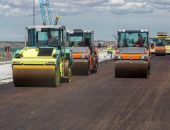 Автомобильное движение по Крымскому мосту может быть начато раньше декабря 2018 года, – глава Минтранса РК
