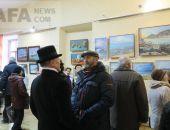 В Феодосии открылась выставка «Меж двух морей» (видео):фоторепортаж