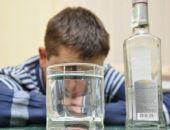 В России стали меньше пить водки и шампанского
