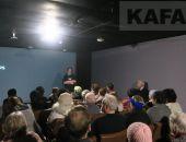 В картинной галерее Айвазовского прошло второе собрание киноклуба (видео):фоторепортаж