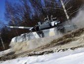 Танковые и артиллерийские подразделения провели учебные стрельбы на полигоне Ангарский в Крыму