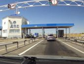 Крымский мост оборудуют стационарными постами полиции