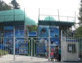 В Крыму сегодня начали сносить незаконный дельфинарий