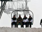 Рамзан Кадыров открыл в Чечне первый горнолыжный курорт